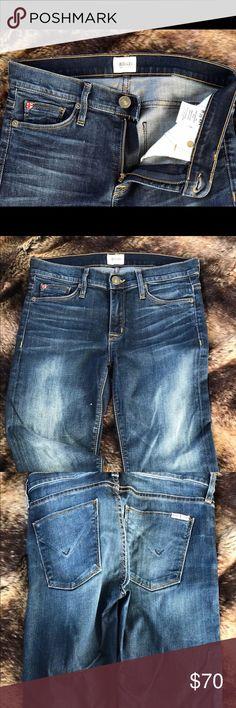 HUDSON designer jeans size 28 Excellent condition designer jeans by Hudson Hudson Jeans Jeans