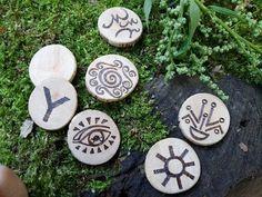 Wooden Wand, Magic Box, Handicraft, Wands, Outdoor Decor, Witch, Aesthetics, Magick, Craft