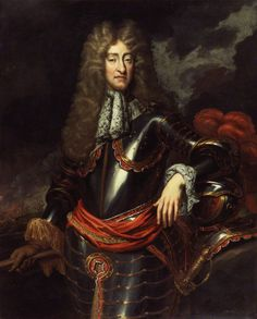 King James II, by Unknown artist, circa 1690 - NPG 366 - © National Portrait Gallery, London