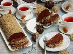 Sünis kanál: Dán csokoládés sütemény mazsolával Loaf Cake, Tiramisu, French Toast, Breakfast, Ethnic Recipes, Food, Cakes, Morning Coffee, Cake Makers