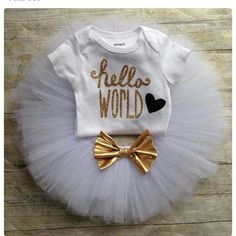 Newborn tutu outfit Perfect for pictures imake Other