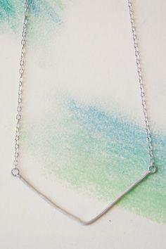 next step necklace {sterling silver} | Lisa Leonard Designs