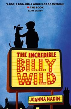 The Incredible Billy Wild by Joann Nadin - When Billy's teacher asks the class to write a wish, Billy's is simple: Please send me a dog. So when he discovers a greyhound hiding in the shed, he decides someone must be listening.   Billy needs to hide her, but keeping a greyhound hidden is hard.  Then Billy makes a huge decision - he knows it will get him into trouble, but it might just save Dog… and hundreds like her.