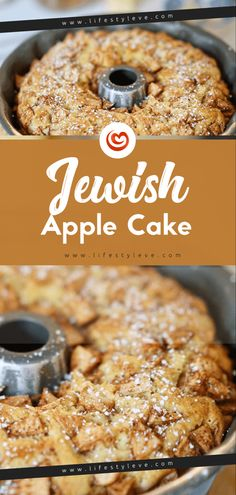 One of our favorite apple recipes comes from an old college friend who lives on the east coast. One of our favorite apple recipes comes from an old college friend who lives on the east coast. French Apple Cake, Easy Apple Cake, Apple Cake Recipes, Apple Desserts, Easy Cake Recipes, Dessert Recipes, Health Desserts, Apple Pie, Granny Smith