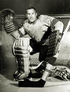 Les Binkley - Penguins Nhl, Hockey Posters, Women's Hockey, Goalie Mask, Tim Hortons, Vancouver Canucks, Toronto Maple Leafs, Sports Pictures, Pittsburgh Penguins