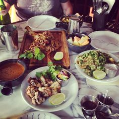 Dishoom in Shoreditch, Greater London Dishoom, Greater London, London Restaurants, Naan, Restaurant Bar, Indian Food Recipes, Period, Meals, Street