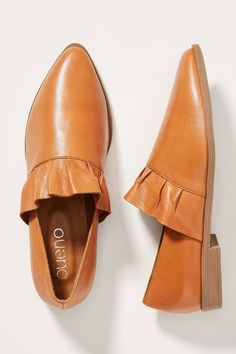 Discover unique women's flats, oxfords and slip-on shoes at Anthropologie, including the season's newest arrivals. Suede Ankle Boots, Knee Boots, Toddler Girl Dresses, Baby Dresses, Dress Girl, Toddler Girls, Baby Girls, Fall Flats, Carters Baby Boys
