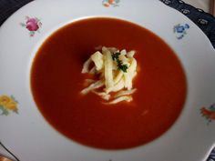 Rajská polévka se špeclemi Thai Red Curry, Ethnic Recipes, Food, Eten, Meals, Diet