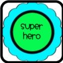 Super hero classroom theme.  Lots of other for-purchase theme packs on this site.