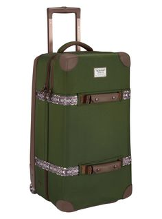 Burton Wheelie Double Deck Travel Bag Carry On Tote efe13e83046a1