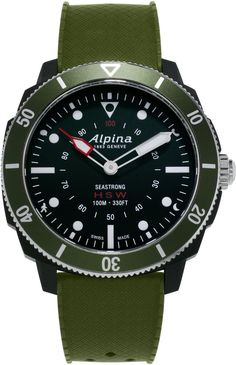 @alpinawatches Seastrong Horological Smartwatch #add-content #basel-17 #bezel-unidirectional #bracelet-strap-rubber #case-depth-14-55mm #case-material-carbon-fibre #case-width-44mm #delivery-timescale-call-us #dial-colour-green #gender-mens #luxury #movement-quartz-battery #new-product-yes #official-stockist-for-alpina-watches #packaging-alpina-watch-packaging #price-on-application #style-sport #subcat-alpina-smartwatch #subcat-seastrong #supplier-model-no-al-282lbgr4v6 #warranty...