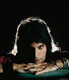 Freddie~Mick Rock