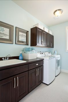Laundry Room - Polygon Northwest Homes