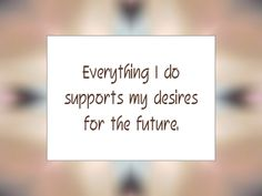Daily Affirmation for February 10, 2014