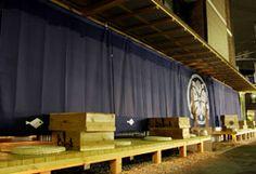 ととしぐれ下北沢店 Conference Room, Curtains, Table, Furniture, Drink, Home Decor, Food, Blinds, Beverage