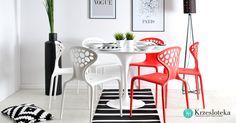 Natural to nowoczesne białe krzesła inspirowane naturą. Krzesła o nowoczesnym designie, pięknych formach inspirowane naturą. Postaw na oryginalność.