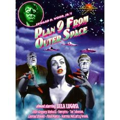 Loved the movie Ed Wood, but never actually seen Plan 9.