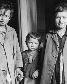 Roman Vishniac. Lost children of Europe