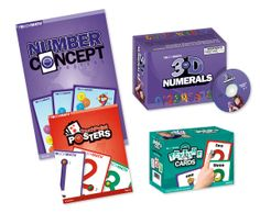 TouchMath - Math Made Fun for Preschoolers Touch Math, Early Math, Math Problems, Fun Math, Kids Learning, Autism, Preschool, Concept, Cards