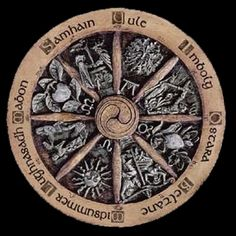 Pagan Wheel T-Shirt - Lammas pagan wiccan witchcraft magick ritual supplies Celtic Symbols, Celtic Art, Celtic Paganism, Celtic Mythology, Samhain, Magick, Witchcraft, Wiccan Sabbats, Wiccan Art