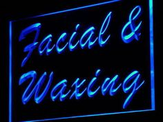 www.shacksign.com Led Neon Signs, Neon Light Signs, Facial Waxing, Open Signs, Neon Lighting, Salons, Night Lights, Barber, Nail