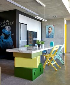 La Lego Dream Home by HAO design studio