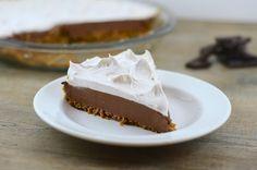 Chocolate Cream Pie – Gluten-free + Vegan by Tasty Yummies, via Flickr