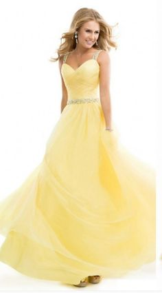 Pale Yellow Prom Dress Dresses Pinterest Prom Dresses Dresses