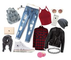 """""""Untitled #2"""" by karin-ivanicova on Polyvore featuring Miss Selfridge, River Island, Zara, Converse, Quay, Isabel Marant, Beats by Dr. Dre and Eos"""