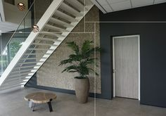 Lyse Fjord collectie - Tonkonan coco evo bliss natural Stairs, Decor, Doors, Outdoor Decor, Interior, Wall Panels, Paneling, Garage Doors, Home Decor