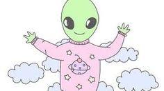 Resultado de imagen para alien tumblr