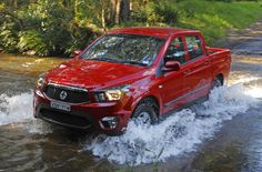 SsangYong New Actyon Sports 2013