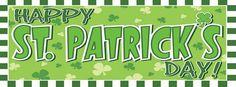 Happy St. Patrick's Day! (banner)