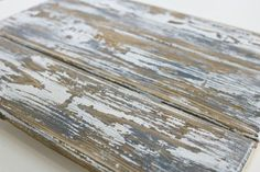 Do you love the vintage/rustic look of layered chippy paint, but don't want to pay for the sometimes pricey originals ? Well now you can do it yourself!