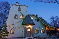 Restaurant at Yamanakako, Yamanashi prefecture, Japan. Love the coloured glass windows