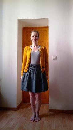 Pascaline's Clemence skirt!