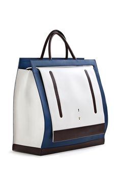 Calf Leather Large Matilde Bag - Cambiaghi Resort 2016 - Preorder now on Moda Operandi