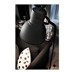 HEKTAR Gulvlampe, mørkegrå - IKEA