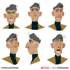DreamWorks Animation on – Character Design Character Design Challenge, Character Design Girl, Character Design Animation, Character Design References, Character Sketches, Male Character, Fantasy Character, Character Concept, Concept Art