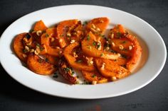 Roasted Butternut Squash with Browned Butter and Hazelnuts offers a foolproof method for roasting butternut squash.