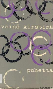 Puhetta   Kirjasampo.fi - kirjallisuuden kotisivu