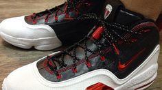 Nike Air Pippen VI White/University Red-Black | Sole Collector Sneaker Release Date