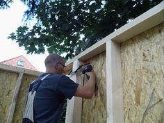 Holzhaus im Garten - Gartenhaus aus Holz