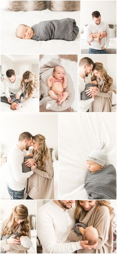 Dreamy lifestyle in home newborn session. Braxton Blythe. Jan 2018. Charlotte, NC. HYPimages