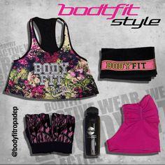 #BodyFitStyle #NewPrints #NewSet #ExerciseYourStyle