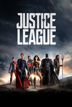 Justice League (2017) - Poster # 1 by CAMW1N