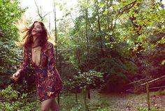 Barvara Palvin x Regan Cameron - Harper's Bazaar UK editorial, 03/2015