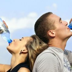 How many ounces of water to drink a day?