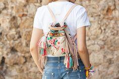 Mochila bag by Möchi. Showcased model: Gipsy