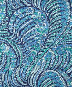 Liberty Art Fabrics Oscar A Tana Lawn Liberty.co.uk